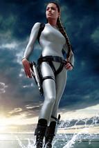 Angelina Jolie Lara Croft Tomb Raider: The Cradle Of Life Stunning 18x24 Poster - $23.99