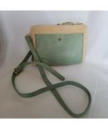 Nabila Crossbody Bag Purse Mint Green Chateau International - $24.74