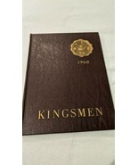 1968 THE KINGSMEN YEARBOOK THE KING SCHOOL STAMFORD, CONNECTICUT  - $24.75