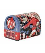 NEW w/tags 2021 Marvel Avengers Metal Mini Valentine's Mailbox - $14.89