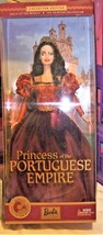 Princess of the Portuguese Empire, Dolls of the World Barbie Doll, - $44.95