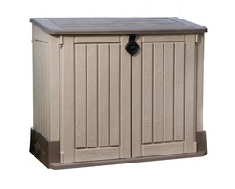 Keter- Woodland- Storage- Shed, 30 Cubic feet, good for outdoor storage. - $239.95