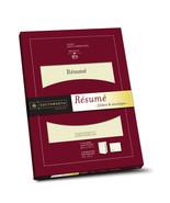 Southworth Resume Folder/Envelopes, Ivory (LOC BK-BD) - $20.56