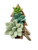 Bath and Body Works Succulent Flower Tree Wallflower Warmer Plug - $19.89