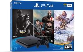 PS4 Bundle - $450.00