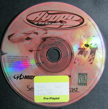 Hydro Thunder for Sega Dreamcast - Red Disc (Pre-Played Price Sticker Ed... - $19.34