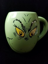 Merry Grinchmas How The Grinch Stole Christmas Large Jumbo Coffee Mug Cu... - $29.99