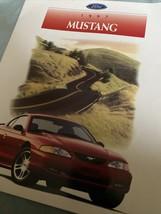 1997 Mustang Brochure - $9.90