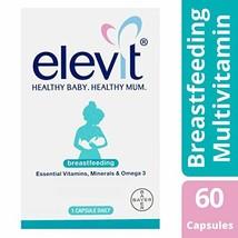 Elevit Breastfeeding Multivitamin Capsules 60 Pack 60 Days