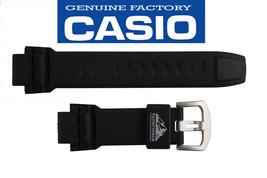 CASIO Pro Trek Pathfinder 18mm Original Black Rubber Watch BAND StrapPAW... - $54.95