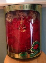 1993 Happy Holidays Barbie Doll Mattel Special Edition  - $50.00