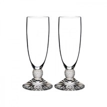 Waterford Crystal Town & Country Riverside Drive Flute, Pair NEW (s) - $79.19