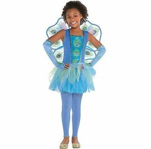Girls Princess Peacock Costume (Toddler 3T-4T) - $28.35