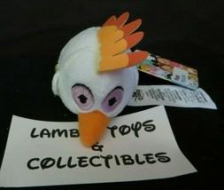 "Disney Store Authentic The Lion Guard Ono Egret bird 3.5"" plush mini tsu... - $14.24"