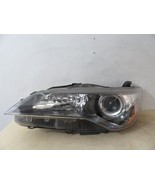 2015 2016 2017 TOYOTA CAMRY DRIVER LH BLACK TRIM HEADLIGHT OEM 523 - $92.15