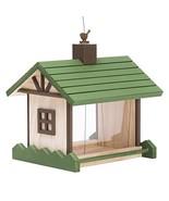 Perky-Pet 50179 Mountain Lodge Wood Bird Feeder - $21.78