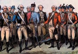 Cornwallis' Surrender by Nathaniel Currier - Art Print - $19.99+