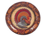 Thanksgiving Turkey Dinner Plates
