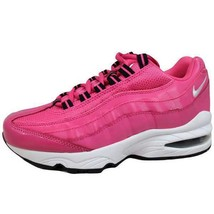 NIKE AIR MAX '95 LE (GS) PINK/WHITE SIZE 5Y (310830 600) - $58.31