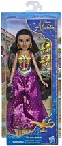 "Disney Aladdin Princess Jasmine 11"" Fashion Doll W/ Gown, Shoes & Accessories - $19.99"
