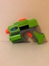 Toy Gun Dart Nerf Crossfire Strikefire Green Hasbro 2012 - $7.52