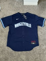 Chicago Cubs CITY CONNECT JERSEY SIZE L - Wrigleyville from NIKE    - $189.90