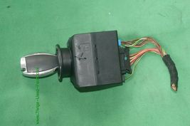Mercedes Ignition Start Switch Module & Key Fob Keyless Entry Remote 2095451908 image 3