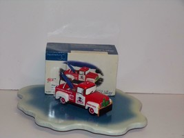 DEPT 56 -Snow Village's Service Vehicles AAA Tow Truck-NEW IN BOX - $22.05