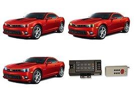 FLASHTECH for Chevrolet Camaro 14-16 V.3 Fusion Color Change RGB Multi C... - $194.04