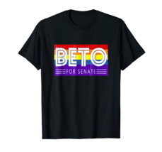 "Vote For Beto Texas Senate T-shirt Beto O""Rourke for U.S. Senate 2018 Cotton - $12.99"