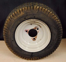 Monitor MFG CO 16 x 6.50-8 NHS Nylon Tire And Wheel (ay73ru) - $19.34