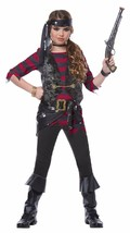 California Costumes Renegade Pirate Girls Child Costume Cosplay Party 00577 - $24.99