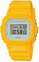 Casio G-Shock DW5600CU-9 Men's All Yellow Quartz Watch - $222.75