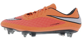 Nike Hypervenom Phantom SG Pro Skin Soccer Cleats Boots With Bag Size 6 ... - £51.22 GBP