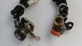 92-00 Lexus SC300 SC400 Ignition Door Trunk Glovebox Lock Combo Set  image 3