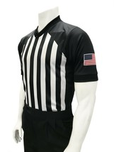 SMITTY | USA216 | NCAA Men's Basketball Collegiate Referee Shirt | Made ... - $49.99