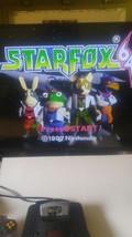 Star Fox 64 Nintendo 64, 1997. Star Fox N64 - $14.74