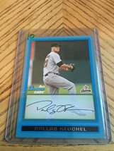 2009 Bowman Dallas Keuchel Blue 1st Bowman /399 - $9.90