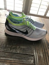 Nike Air Zoom Mariah Flyknit Running Shoes Blue Anthracite 918264 404 Si... - $74.25