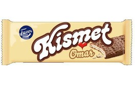 FAZER Kismet Omar 55 g chocolate wafer 1-45 pcs NEW flavor 2017 - $19.79+