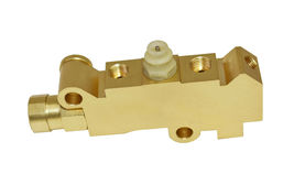 GM CHEVY DISC/DISC BRAKE ACDELCO PROPORTIONING VALVE PV4 FACTORY REPLACEMENT image 3