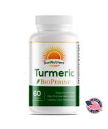 Organic Turmeric Supplement With BioPerine - $24.99