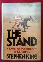 Stephen King - THE STAND - Doubleday, 1978. 1st Edition - Code T39 - $735.00