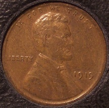 1919 Lincoln Wheat Back Penny VF #0176 - $0.89