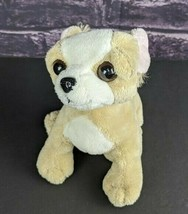 Ganz Webkinz Chihuahua Plush Dog Tan HS104 Stuffed Animal No Code Puppy ... - $10.88