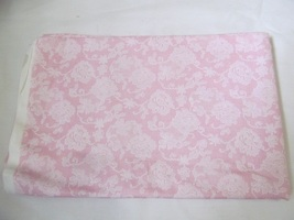 Light & Medium Toned Checked Roses Lacey Pattern Quilting Fabric JoAnn 1.5 Yards - $14.90