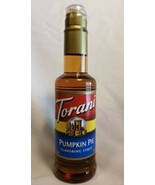 Torani Pumpkin Spice Syrup Coffee Espresso Shot 375ml Fall Barista PSL F... - $3.94