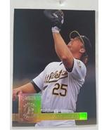 1994 Donruss Special Edition #55 Mark McGwire Oakland Athletics Baseball... - $1.00