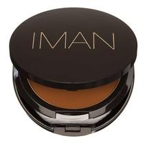 IMAN Luxury Pressed Powder, Earth Dark, 0.35 oz - $21.65