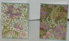 Caspari 85631 46 Golden Lily The Huntington Library Art Collect Cards & Envelope image 2